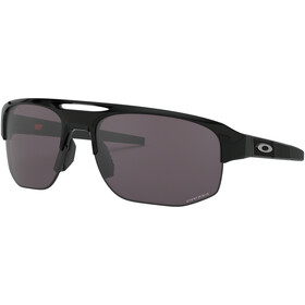 Oakley Mercenary Brillenglas Heren, polished black/prizm grey